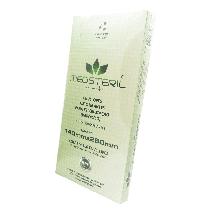 Envelope para Esterilização Autosselante 14 x 29cm - 100 Unid. - MEDSTÉRIL