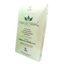 Envelope para Esterilização Autosselante 19 x 33cm - 100 Unid. - MEDSTÉRIL