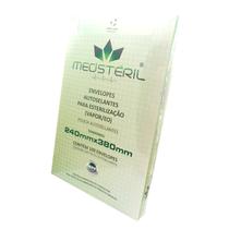Envelope para Esterilização Autosselante 24 x 38cm - 100 Unid. - MEDSTÉRIL