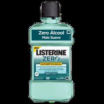 Enxaguante Bucal Listerine Zero 500ml