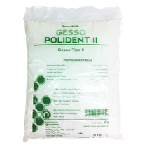 Gesso Comum Polident Tipo II