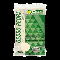 Gesso Pedra Tipo III  - ASFER