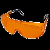 Óculos de Proteção Ultraspec Laranja - UVEX