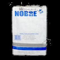 Papel Toalha Nobre Plus 2 Dobras c/ 1000 Folhas