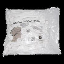 Touca Descartável Sanfonada - DESCARPACK