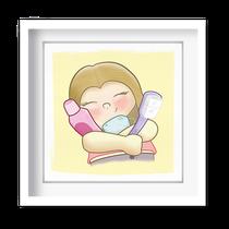 Quadro Decorativo Abraço - 7942
