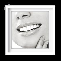 Quadro Decorativo Sorriso Elegance - 7944