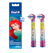 Refil Escova Battery Kids - Princesas - ORAL-B