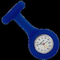 Relógio de Lapela - Azul - PAMED