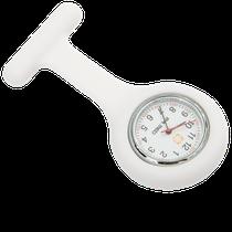 Relógio de Lapela - Branco - PAMED