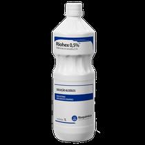 Álcool Riohex 0,5% - Clorexidina Solução Álcoolica 1L