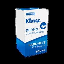 Sabonete Dermo Espuma Refil - 800ml - KLEENEX