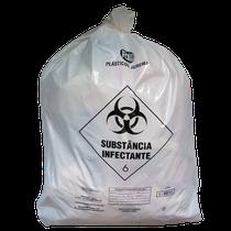 Saco p/ Lixo Hospitalar - 50L/15Kg
