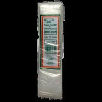 Saco Plástico 4cm x 23cm - 1000 Unidades - SEGPLAST
