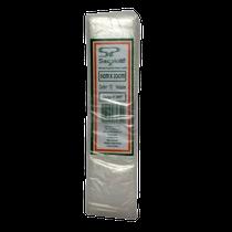 Saco Plástico 5cm x 23cm - 100 Unidades - SEGPLAST