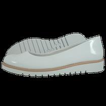 Sapatilha Plataforma - Branca