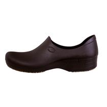 Sapato Antiderrapante Feminino - Preto - STICKY SHOES
