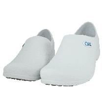 Sapato Antiderrapante Masculino - Branco