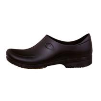 Sapato Antiderrapante Masculino - Preto - STICKY SHOES