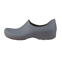 Sapato Ocupacional Feminino Cinza - STICKY SHOES