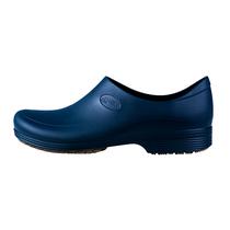 Sapato Ocupacional Masculino Azul Marinho - STICKY SHOES