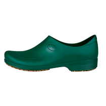 Sapato Ocupacional Masculino Verde Militar - STICKY SHOES