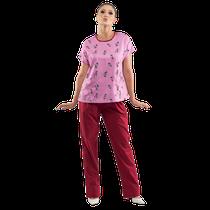 Pijama Cirúrgico Feminino Disney Minnie Mouse