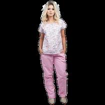 Pijama Cirúrgico Feminino Unicórnios