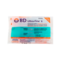 Seringa para Insulina Ultra Fine 1ml com Agulha 8 x 0,30mm 30G - BD