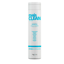 Shampoo Mais Clean Peeling 300ml - About You
