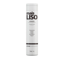 Shampoo Suave Mais Liso 300ml - About You