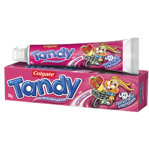 Gel Dental Tandy Tutti-Frutti