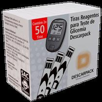 Tiras Reagentes de Glicemia - DESCARPACK