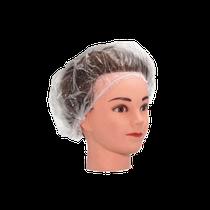 Touca de Banho Plástica Descartável c/ 50 - SC15042A