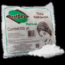 Touca Sanfonada - Branco - PROTDESC