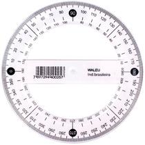 Transferidor Cristal 360° - WALEU