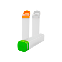 Tubos Organizadores Verde, Laranja e Branco - DUX