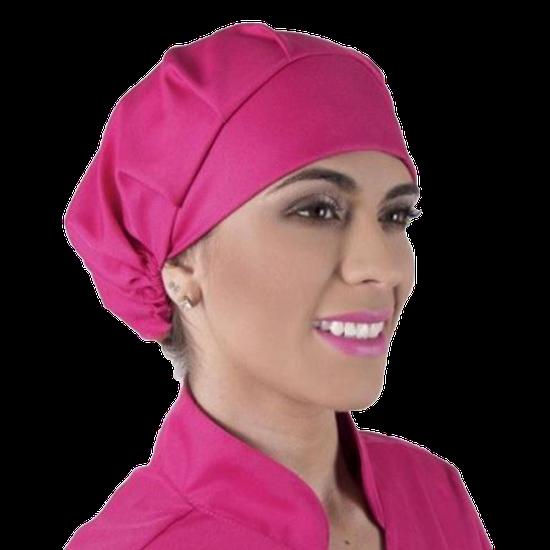 Gorro Tradicional Gabardine - Pink