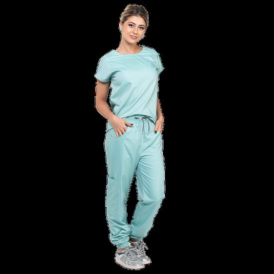 Pijama Cirúrgico Feminino Urban - Verde