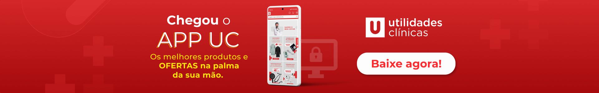 Baixe aqui o nosso App